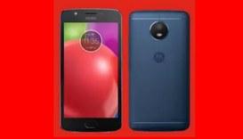 Motorola ci prova con i due Moto E4