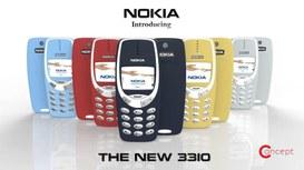 Nokia 3310:operazione nostalgia