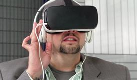 Samsung Gear VR: la soluzione per non guardare alla realtà di questi giorni?