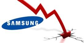 Samsung, non più solo rose e fiori