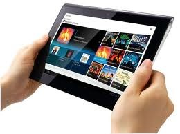 Sony Tablet S, design, performance e user experience