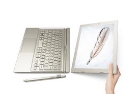 Nuovo tablet Toshiba DynaPad: più sottile e leggero ma meno potente del Surface Pro 4