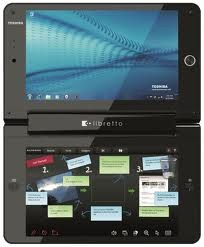 Toshiba punta sui Tablet con Microsoft